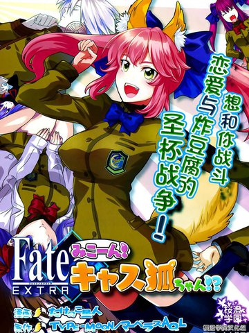 FATE EXTRA贤妻狐篇