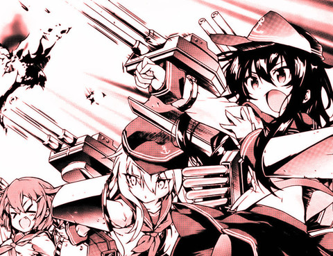 舰colle-水雷战队