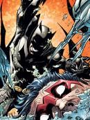 新52蝙蝠侠:不朽传奇漫画