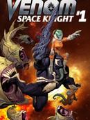 毒液:太空骑士漫画