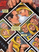 蜘蛛侠:吻漫画